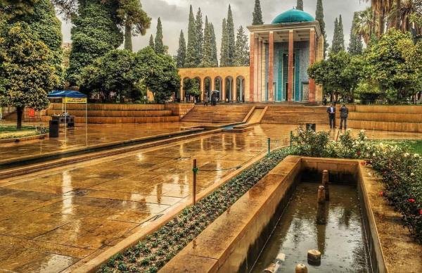 سعدی,آرامگاه سعدی,اشعار سعدی
