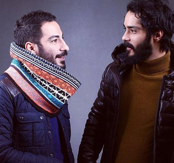 ساعد سهیلی,نوید محمدزاده,عکسهای ساعد سهیلی