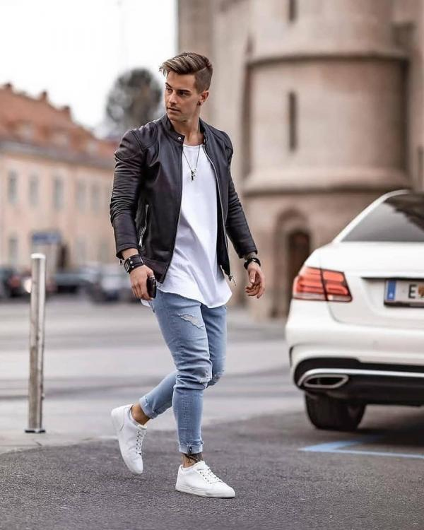 بهترین ترکیب رنگ برای ست کردن لباس مردانه,تصاویر ست کردن لباس مردانه,ست کردن لباس مردانه