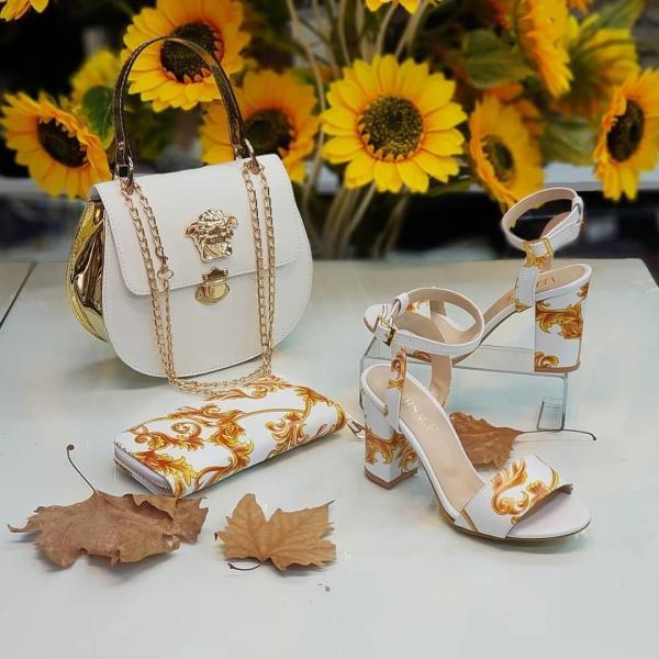 کیف و کفش ست,مدل کیف و کفش ست,زیباترین کار کیف و کفش ست