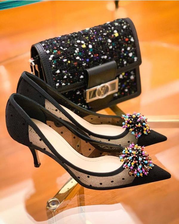 جدیدترین مدلهای کیف و کفش ست,کیف و کفش ست,انواع کیف و کفش ست