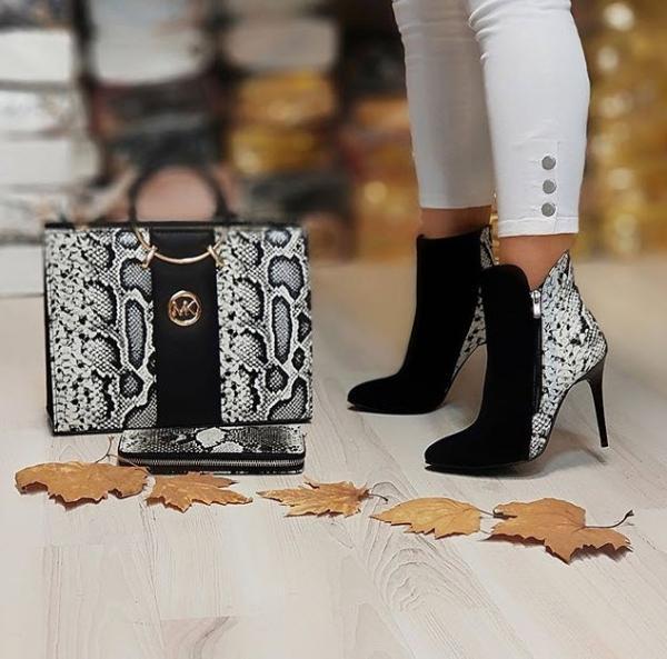 مد کیف و کفش ست,کیف و کفش ست,عکس کیف و کفش ست