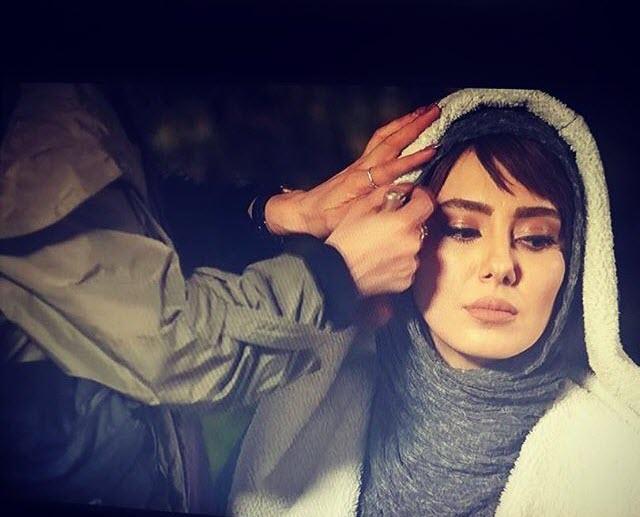 شیدا یوسفی,بازیگر نقش نگین در ممنوعه,عکسهای شیدا یوسفی
