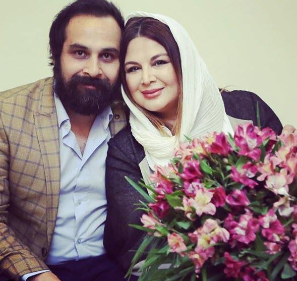 عکس شهره سلطانی و همسرش,همسر شهره سلطانی,بیوگرافی شهره سلطانی