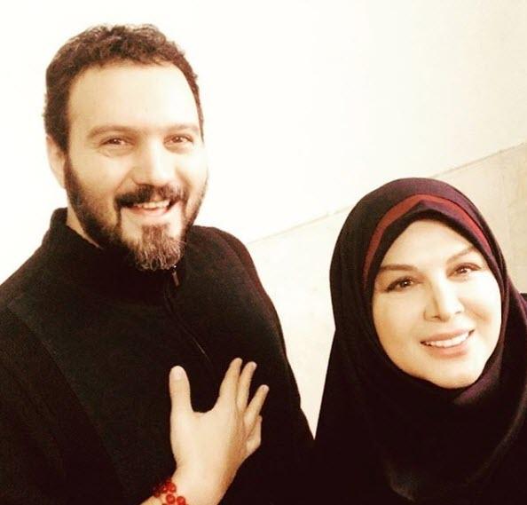 عکس کامبیز دیرباز و شهره سلطانی,عکس جدید شهره سلطانی,عکسهای شهره سلطانی