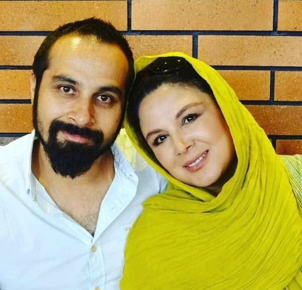 همسر شهره سلطانی,عکس همسر شهره سلطانی,شهره سلطانی و همسرش