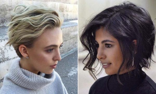 انواع مدل مو کوتاه دخترانه,مدل مو کوتاه دخترانه فشن,مدل مو کوتاه
