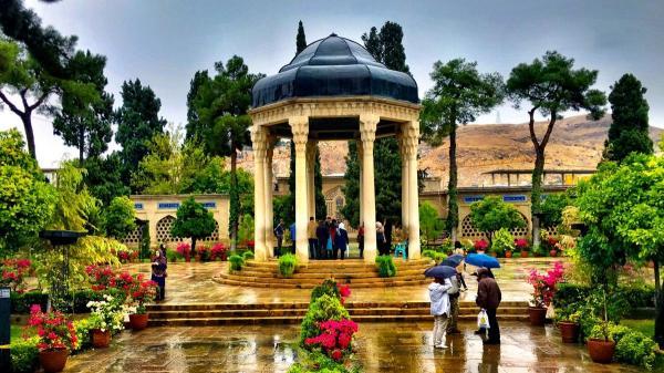 آشنایی با مکان ها و جاهای دیدنی شیراز,جاهای دیدنی شیراز,مشهورترین جاهای دیدنی شیراز