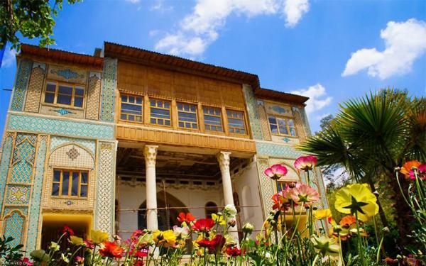 معرفی بهترین جاهای دیدنی شیراز,جاهای دیدنی شیراز,اسم مکان ها و جاهای دیدنی شیراز