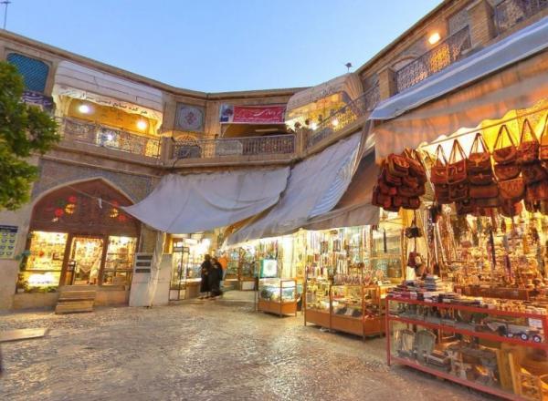 معروفترین جاهای دیدنی شیراز,جاهای دیدنی شیراز,پربازدیدترین جاهای دیدنی شیراز
