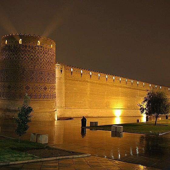 مکان تاریخی و جاهای دیدنی شیراز,جاهای دیدنی شیراز,لیست جاهای دیدنی شیراز