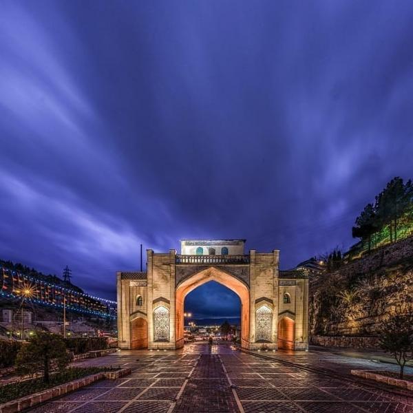 معرفی جاهای دیدنی شیراز با عکس,جاهای دیدنی شیراز,مکانها و جاهای دیدنی شیراز