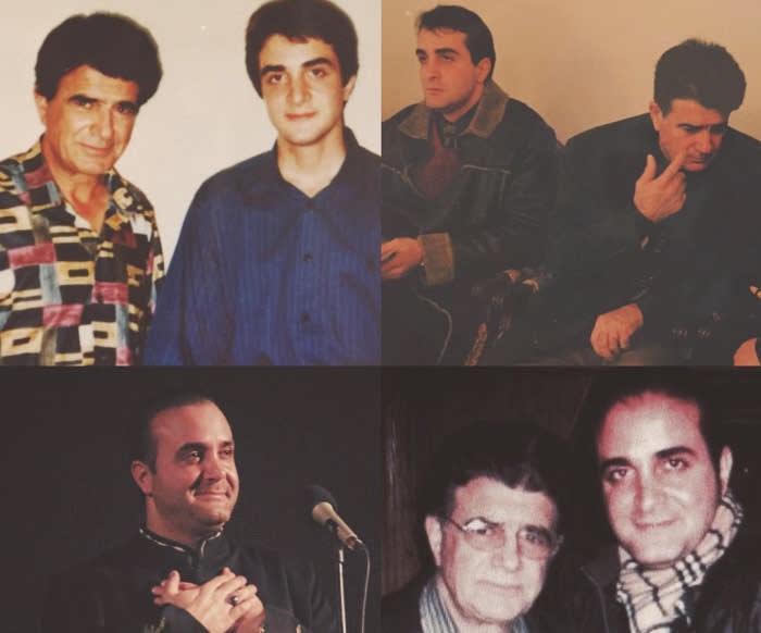 سینا سرلک,بیوگرافی سینا سرلک,محمدرضا شجریان