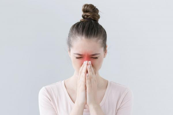 درمان خانگی سینوزیت,سینوزیت,علایم سینوزیت