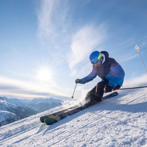 اسکی سوپر ترکیبی,اسکی آلپاین,اسکی بدون پیست