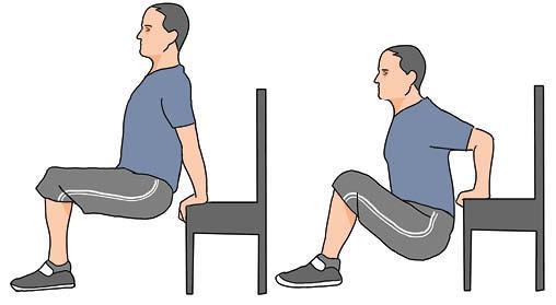حرکات ورزشی برای لاغری بازو,لاغری بازو,روشهای لاغری بازو