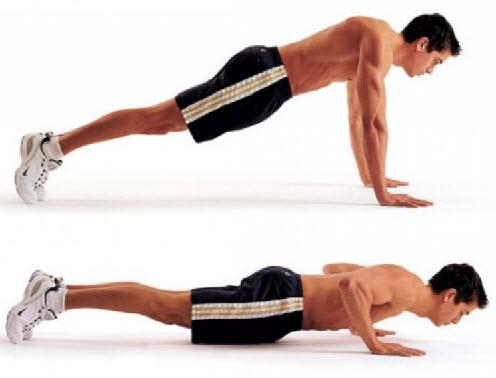 تمرینی برای لاغری بازو ها,ورزش برای لاغری بازو,لاغری بازو