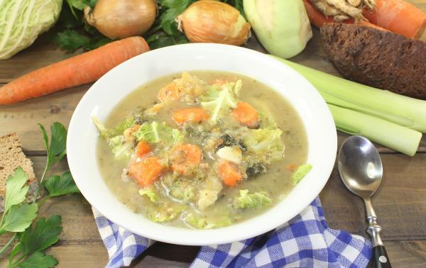 رژیم سوپ لوبیا,رژیم سوپ,رژیم سوپ مرغ