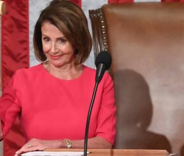 نانسی پلوسی,رئیس مجلس آمریکا,زندگی نامه نانسی پلوسی