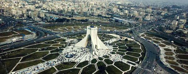 جاهای دیدنی تهران,جاهای دیدنی تهران در شب,عکس جاهای دیدنی تهران