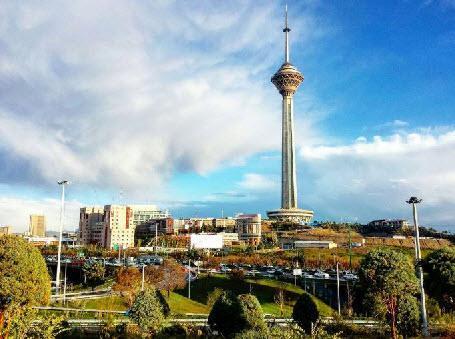 عکس از جاهای دیدنی تهران,جاهای دیدنی تهران,مناطق دیدنی تهران