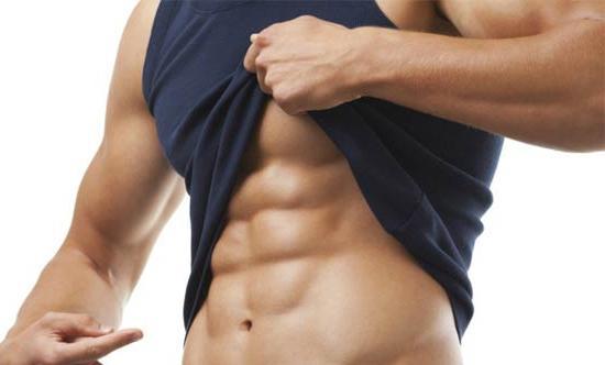 عضلات شکم,چربیهای شکمی,ورزشهای شکمی