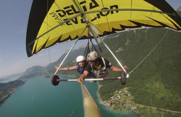 ورزش کایت سواری چیست,hang gliding,کایت سواری