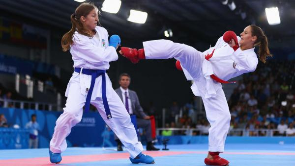بازی های کاراته,تاریخچه ورزش کاراته,کیوکوشین کاراته