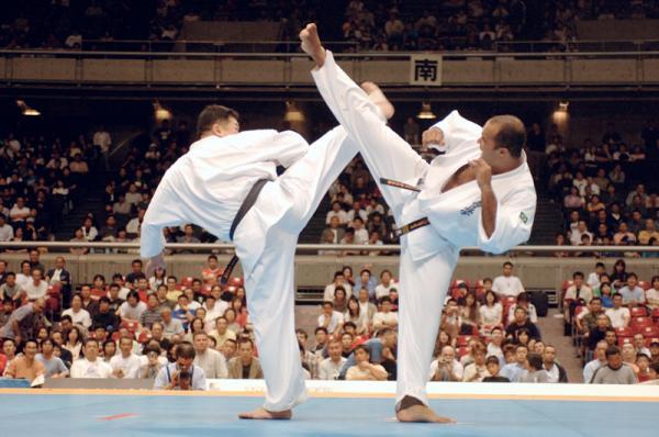 ورزش کاراته,کاراته,حرکات کاراته