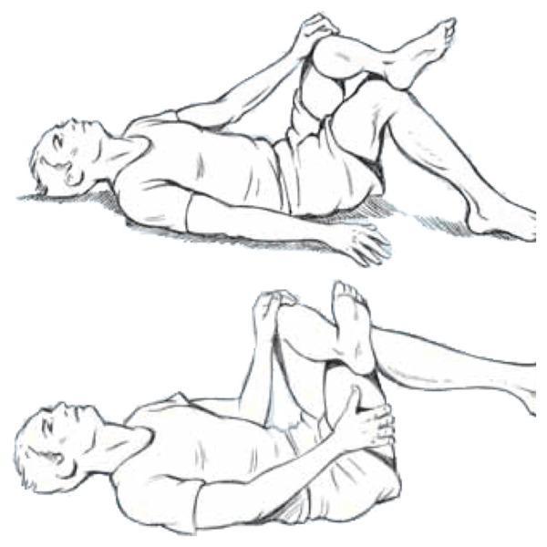 ورزش برای درد سیاتیک,کمر درد سیاتیک,نحوه نرمش های کمر درد سیاتیک