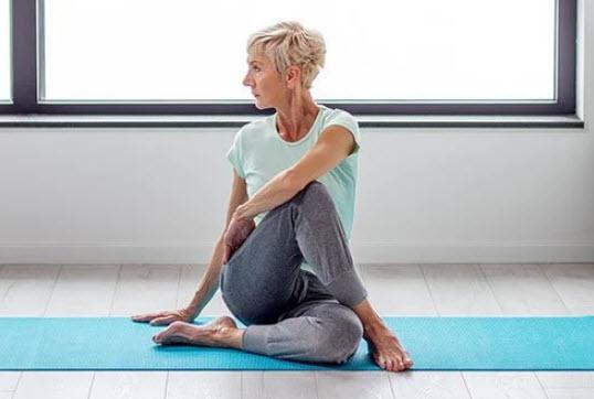 درمان های موثر درد سیاتیک,ورزش برای درد سیاتیک,کمر درد سیاتیک