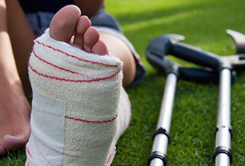 آسیب های ورزشی,پیشگیری از آسیب های ورزشی,آسیب های ورزشی پا