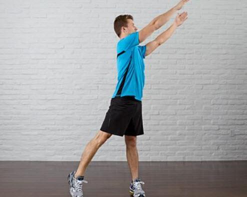 اسکات چرخشی,انواع حرکت اسکات,حرکت اسکات بدنسازی,