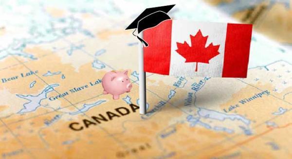 تحصیل در کانادا,ادامه تحصیل در کانادا,هزینه تحصیل در کانادا