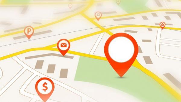 ارسال لوکیشن در گوگل مپ,ارسال لوکیشن,ارسال لوکیشن در تلگرام