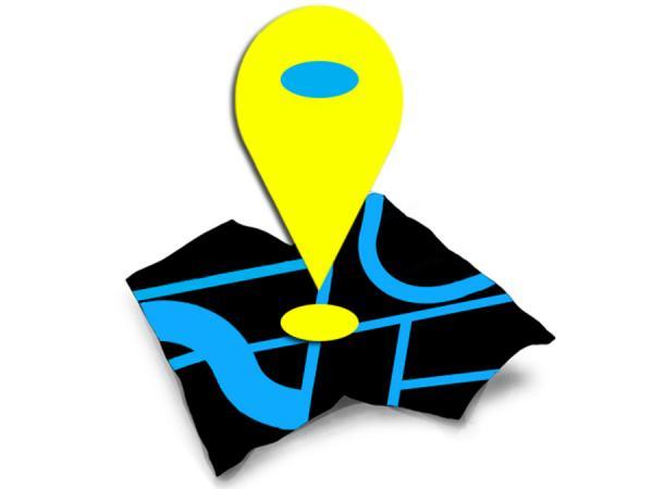 ارسال لوکیشن,آموزش چگونگی ارسال لوکیشن,ارسال لوکیشن در واتساپ