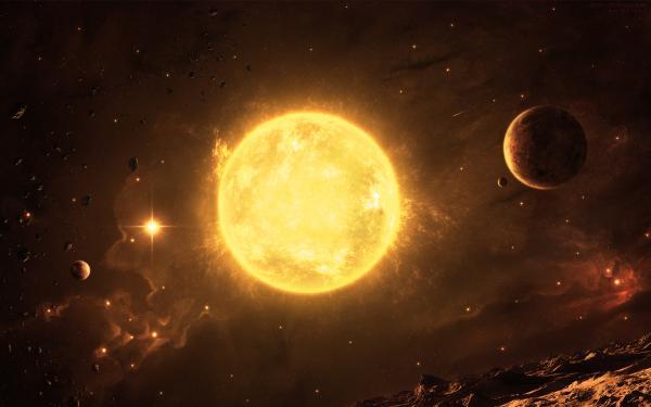 مرگ خورشید,خورشید,تحقیق درباره خورشید