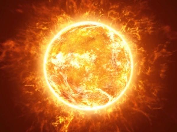 خورشید گرفتگی یا کسوف,خورشید,بررسی خورشید