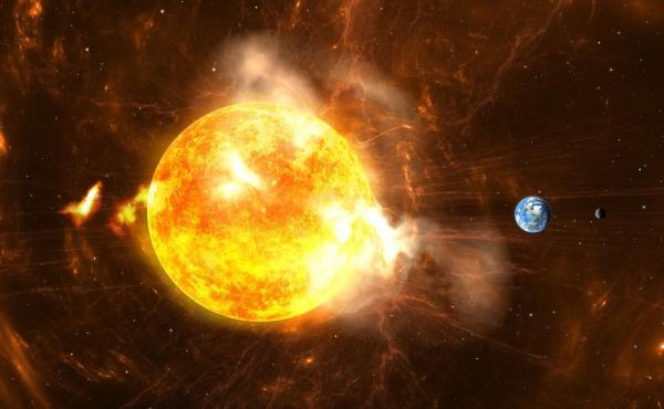 خورشید,ساختار خورشید,اطلاعات درباره خورشید