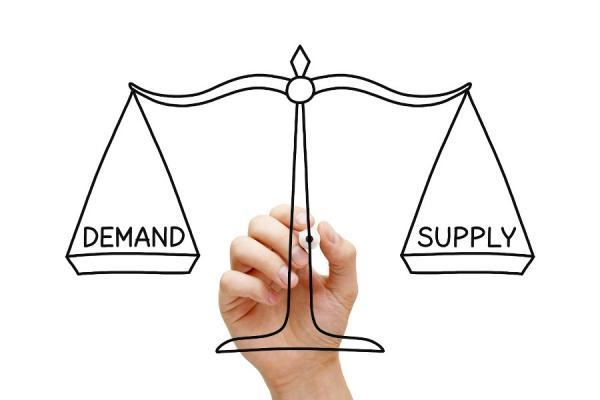 قانون عرضه و تقاضا,مازاد عرضه چیست,عوامل موثر بر عرضه و تقاضا