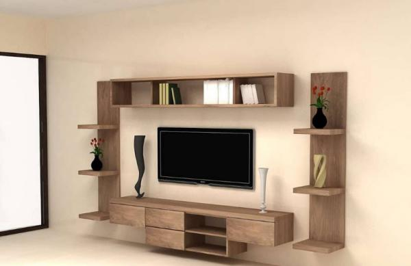 انواع میز تلویزیون,میز تلویزیون,دکوراسیون میز تلویزیون