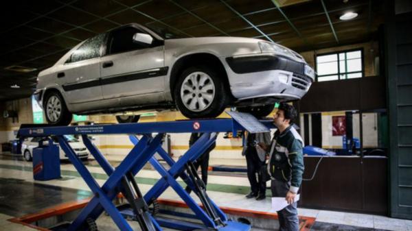 اعتبار معاینه فنی خودرو,اعتبار معاینه فنی,معاینه فنی