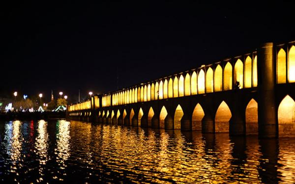 سی و سه پل,عکس سی و سه پل اصفهان,تاریخچه سی و سه پل