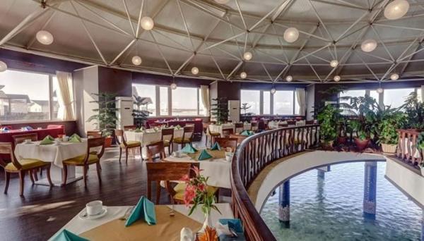 رستوران ها و کافه های هتل ترنج