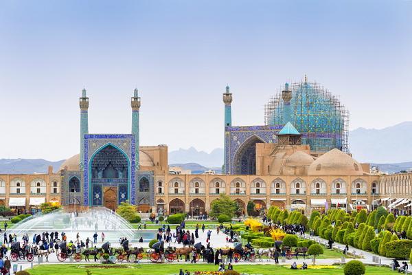 منارجنبان,جاذبه های گردشگری اصفهان,جاهای دیدنی اصفهان