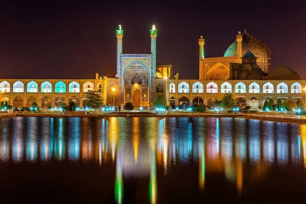 جاهای دیدنی اصفهان,مکان های گردشگری اصفهان،جاذبه های گردشگری اصفهان