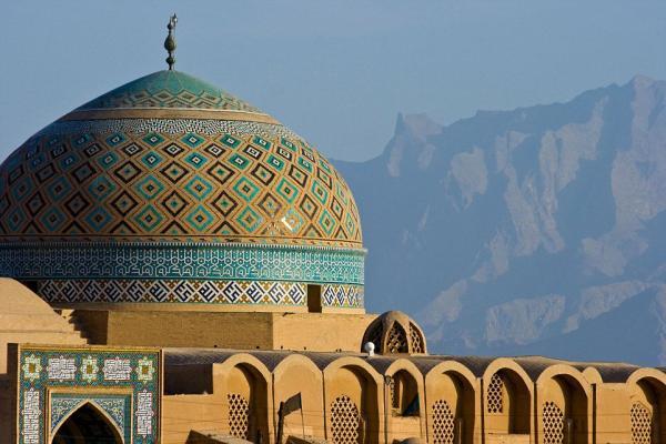 جاهای دیدنی یزد,جاذبه های گردشگری یزد,میدان امیر چخماق یزد