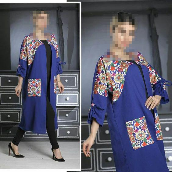مانتو سنتی ایرانی جدید,مانتو سنتی جدید,مدل مانتو سنتی ایرانی