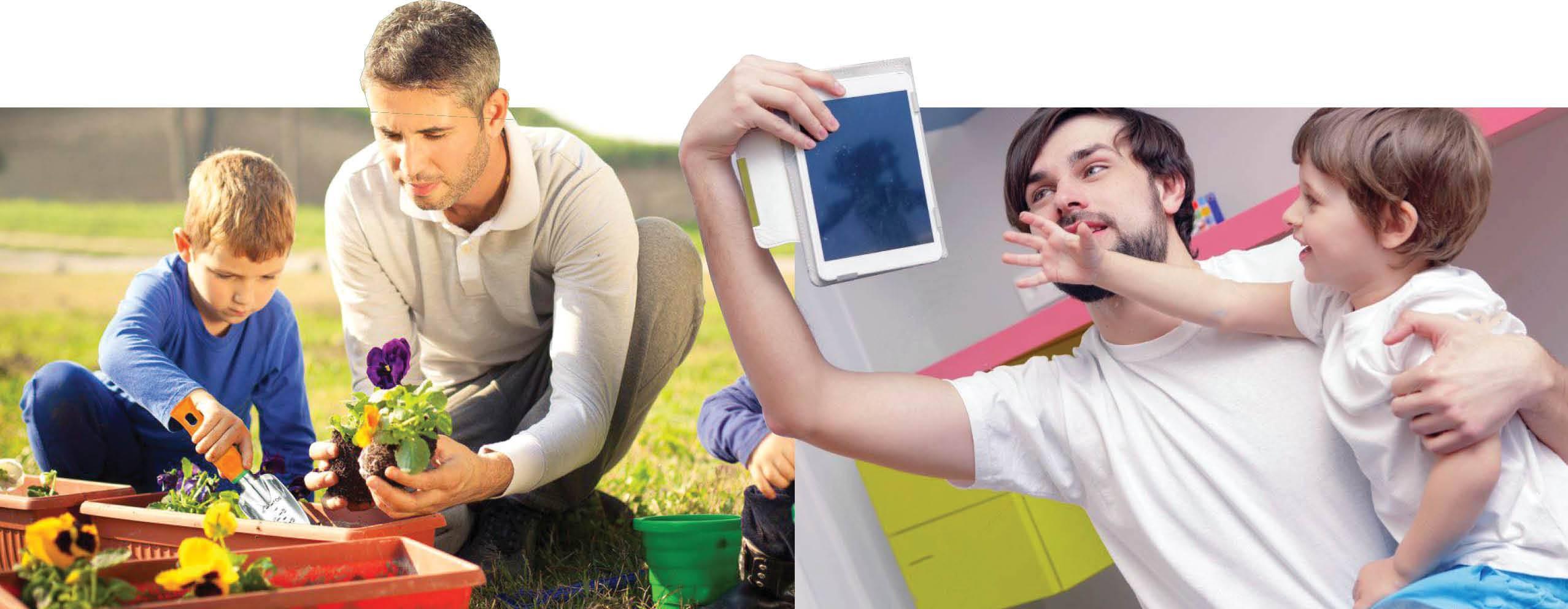 سرگرمی های کودکان,عوارض فناوری های دیجیتال برای کودکان,راهکارهای صحیح پرورش کودکان