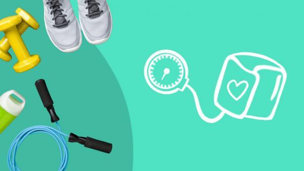 درمان فشار خون بالا با ورزش,درمان فشار خون با ورزش های هوازی,درمان فشار خون با ورزش